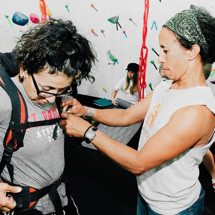Los Angeles Wilderness Training
